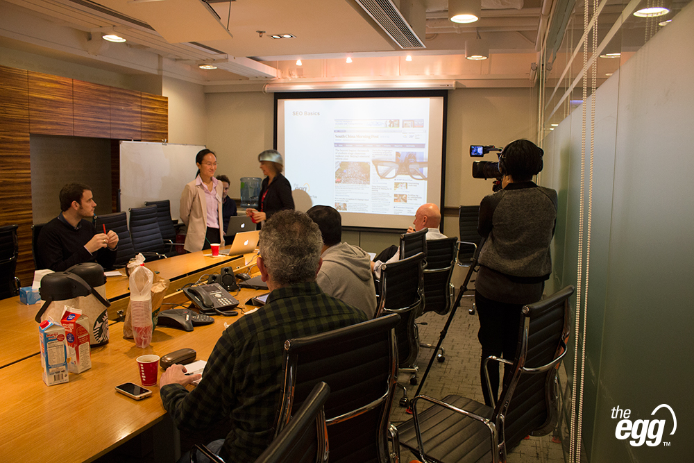 SEO Training with SCMP